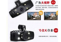 Free Shipping New cheapest Gs1000 Car DVR 1.5 inch HD 720p Car Dvr Carcam Car Video Recorder