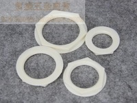 Plastic nut plastic lock nut plastic nut outer hexagonal nut
