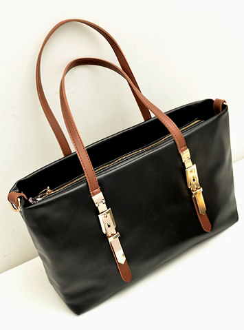 2013 Fashion Vintage Autumn Brief Women's Shoulder Bag, Brand New Big Bags, Ladies Handbag(China (Mainland))