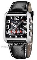 Festina F16294/6 Herrenuhr Retro Chronograph High Quality Quartz Rectangular Leather Men's Watch