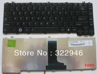 FREEshipping NEW ORIGINALGENUINE laptop keyboard for TOSHIBA  L600-K01/L600-21L/L600-20L/L600-11W/L600-02R