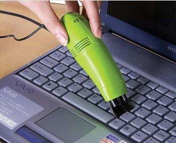 Mini laptop usb vacuum cleaner keyboard cleaning ash dust collector keyboard brush MECOX LANE