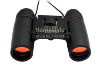 New High Quality 30*60 Night Vision Zoom Folding Telescope Binoculars 126m/1000m 1808