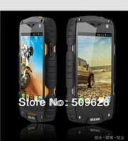 100% Original Mann ZUG 3 Rock V5 Killer A18 Dual core IP68 Waterproof dustproof shockproof 3 tri-proofing android mobile phone