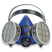 Survivair B260000 +B100800 silicon reusable half-mask chemical respirator against Multi-Contaminant gas mask R82703