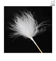 Tianyi handmade yarn - spa beauty long goose feather stick