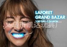 popular led flashing mouth