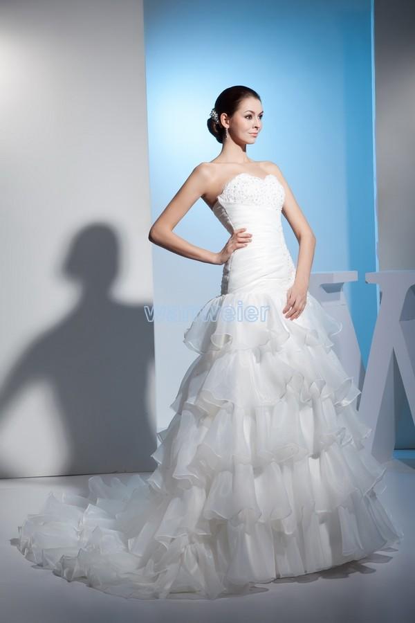 White/ivory Wedding Dress