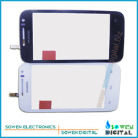 for Huawei C8812 C8812E touch screen digitizer touch panel touchscreen,black or white.Original ,free shipping