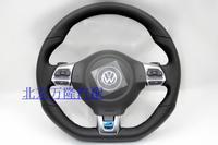 Original passat cc steps leaps refires 6 r20 multifunctional paddles steering wheel