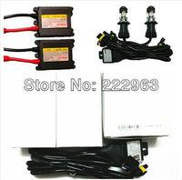 30 pairs DC Bi-beam bulb + 50 pcs DC Slim ballast, High quality DC HID Bi-Xenon Kit  H4  H13 9004 Bi-beam lamp