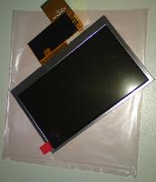 4.3 digital lcd at043tn25v . 2 tp touch