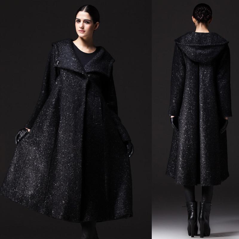 site réputé 0fcec fa8d5 manteau long femme taille 50