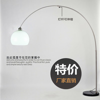Floor lamp living room lights mahjong lamp fishing lamp table lamp Large Medium Small