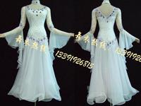 Free shipping Skirts skirt ballroom dancing costume table