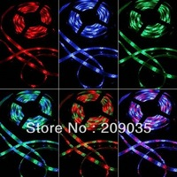 Promotion 5M RGB 3528 Flexible Waterproof 300 Led Strip Light