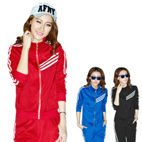 2013 sportwear style girl's suits with free shipping