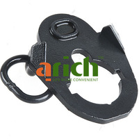 Stainless Steel Black Buckle Hanging Drop for M4