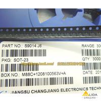 Electro 9014 s9014 mmbt9014 sot23 smd transistor