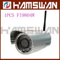 FOSCAM FI9804W  HD Megapixel 720P Outdoor waterproof ip camera  wireless IP Camera H.264  DDNS 4mm lens webcam