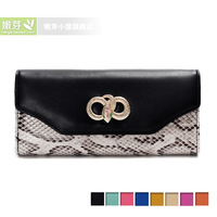 free shipping 2013 women's long design wallet fashion wallet