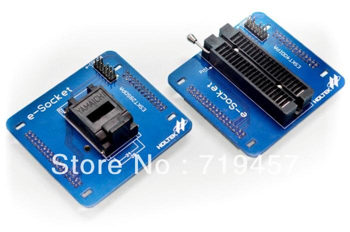 FREE SHIPPING Burner programmer e-writerpro adapter test block e-socket eskt28sopa(China (Mainland))