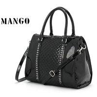 Free shipping Mango 2013 fashion plaid  vintage chain women's handbag cartera adorna con cadena bolsa