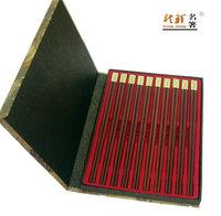 Log chopsticks natural mahogany exteravagant calamander commercial gift