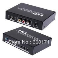 CVBS AV TO HDMI HDCP 720P TO 1080P  decoding 480I (NTSC) 576I (PAL) format signal to 720P/1080P