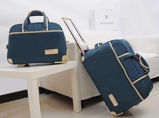 las mujeres los hombres maletas y bolsas de viaje de gran capacidad a prueba de agua vintage plegable carro bolsa de equipaje de viaje bolsa de los hombres las mujeres bolsas de viaje