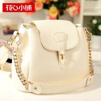 2013 all match fashion bucket bag chain one shoulder handbag women's handbag bags free shipping