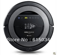 Free Shipping Top Selling  , 5in1 Multifunctional Robot vacuum cleaner ,nontouch chargebase ,patent Sonic wall