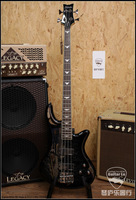 Schecter stiletto extreme-4 stblk indonesia electrogenic bass