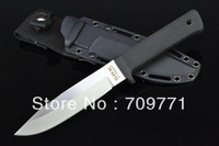 cold steel SRK 440 blade survival knife 57HRC hardness outdoor knife camping knife hunting knife Kydex sheath FREE SHIPPING