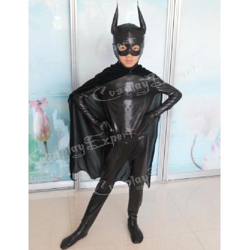Free Shipping Cheap Wholesale Cool Batman Black Lycra - Super Cool Halloween Costumes