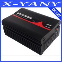 Hot Sell, DC12V to AC100~120V 300W Pure Sine Wave Power Inverter for Solar Wind Power System, 600W Peak Power, CE, RoHS