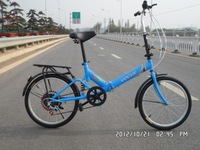Hot-selling ! 20 variable speed folding bicycle 6 variable speed bicycle folding bike variable speed drive