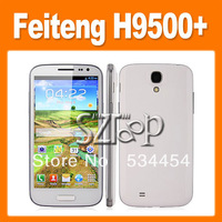 free for HDC S4 Feiteng H9500+ Smart Phone Android 4.2 MTK6589 Quad Core 1G RAM 5.0 Inch Screen 13.0MP Camera 3G GPS Bluetooth