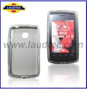 Mobile Phone Supplier Matte TPU Gel Case for LG Optimus L1 II E410 Wholesale Price Tpu Case
