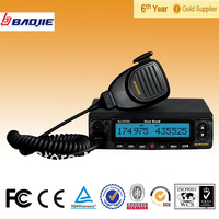dhl Free shipping!!!  CE&FCC mobile radio  BJ-UV55 walking talking long distance radio communication
