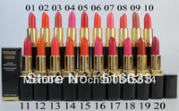 2013 hot selling! Real brand Lipstick /lip brillant/lip stick ESCAPADE DESERT ROSE 3.8g(10pcs/lot)