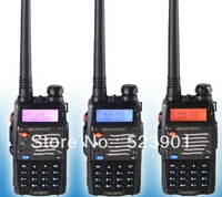 New Walkie Talkie 2G BAOFENG UV-5RA Dual Radio Transceiver 136-174Mhz&400-520Mhz Two Way Radio Interphone + EARPHONE