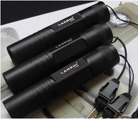 Small sun led mini zy-551 1 5 strong light flashlight battery number