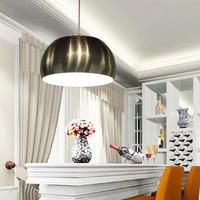Modern brief pendant light 32 stainless steel pendant light entranceway lighting