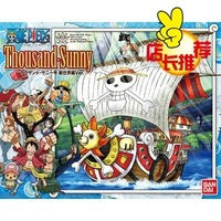 Bandai pirate ship model sonny new world