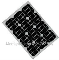 30w Mono solar panel /solar module /solar cells /solar battery