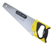 Manganese steel Material saws Plastic Handle Hand saw Garden saw Cutting tools Woodworking Tools wholesale