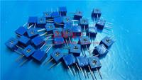 Precision adjustable resistance 3362x 502 5k precision adjustable potentiometer