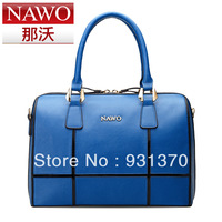 HOT SALE Nawo 2013 bags cross women's cowhide handbag women's one shoulder handbag messenger bag