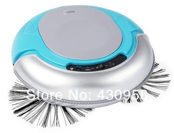 Free shipping!110-240V Mini Intelligent robot vacuum cleaner K6 fully-automatic household intelligent vacuum cleaner